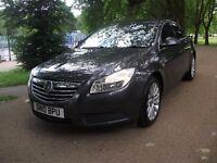 Vauxhall Insignia 2.0 CDTi 16v Exclusiv 5dr LONG MOT, FULL S/H, CRUISE 2010 (10 reg), Hatchback