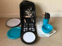 Camping dining set