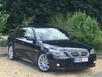 Fully loaded - 2009 Bmw 535d M Sport Auto Facelift LCI - Remapped 380BHP,No PX 730d 730ld x5 330d D