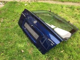 Astra Mk4 boot lid