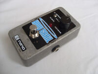Electro Harmonix Holy Grail nano reverb and flanger pedal