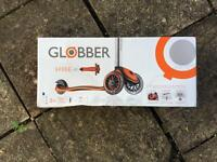 Globber My Free 2c three wheel scooter