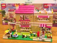 Lego sets including Tour Bus | Olivia's House | Recording Studio + more