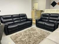 Beautiful Ex Display La Zy Boy 3+2 seater sofa