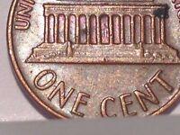 one cent 1969 d no signature