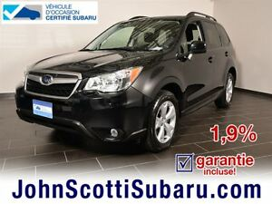 2015 Subaru Forester Convenience Camera de recul