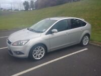 Ford Focus Zetec 1.6 diesel road tax £30 12month mot!!!! (not vw,golf, bora, peugeot, seat, skoda)