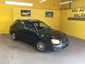 2004 Subaru Impreza 2.5 TS ~ AS-IS ~