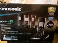 Panasonic home phones with answer machine