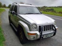 JEEP Cherokee LOW MILEAGE 2.5TD VGC RARE Manual LIMITED EDITION