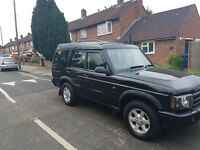 2002 LAND ROVER DISCOVERY 2.5 TD5 GS AUTOMATIC 9 MONTHS MOT BRILLIANT CONDITION DRIVING SUPERB
