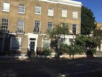 Islington council georgian property N1 1BY