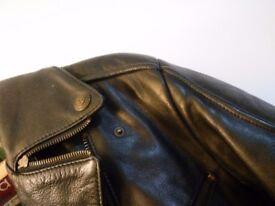 Held Motorcycle Jacket - 1990's Size 40