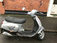 Piaggio Vespa LX ET4 50cc 2006 Scooter Great Condition