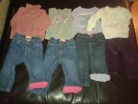 18-24 month girl winter clothes