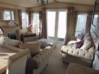 Top of the Range Luxury Caravan Sited on North Wales Coastal Premier Park !!