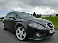 2008 Seat Leon 2.0 TDI 170bhp FR 550, STUNNING EXAMPLE! FSH! ONE OWNER FROM NEW!