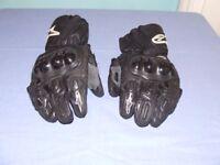 Alpine Stars GP Plus leather motorcycle gloves