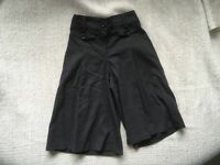 School NEXT grey Girl Coulotte/shorts age 10