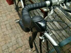 TRADE OR SALE, BRAND NEW Shimano Sora ST 3500 9 x 3 speed shifter, road racing touring bike bicycle