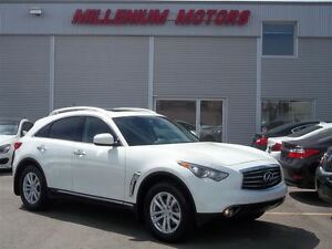 2013 Infiniti FX37 PREMIUM AWD / LEATHER / SUNROOF / B.CAM