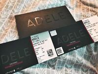X 2 Adele Wembley Finale Tickets 28/06/17