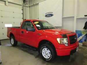 2013 Ford F-150 STX, PRE-PAID MAINTENANCE PACKAGE