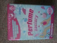Perfume Factory - make your own perfume kit for children (brand new, sealed)