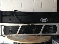 Carlsbro 350w & Prosound 200w PA Amplifiers Joblot