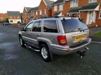 2000 JEEP GRAND CHEROKEE LTD TD AUTOMATIC 3.1 SERVICE HISTORY EXCELLENT CONDITION