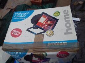 Halogen Light