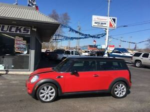 2009 MINI Cooper S Clubman LITTLE RED ROCKET !! SHARP !!