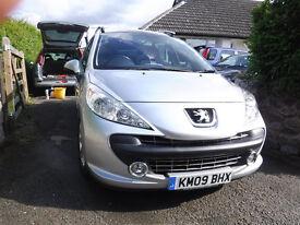 Peugeot 207 SW for sale