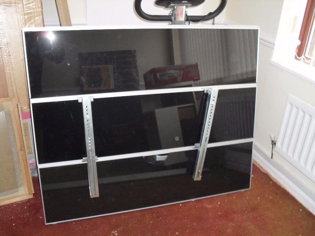 Ikea Framsta ikea framstå now discontinued 3 panel wall bracket in black gloss