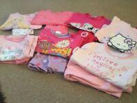 Girls pyjamas age 3-4 years