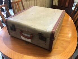 Vintage retro travel case