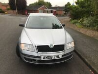2008 Skoda Octavia 1.9 diesel, manual. Car drives lovely , very reliable & economical