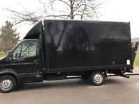 Van and man,removals 24/7,van hire with driver