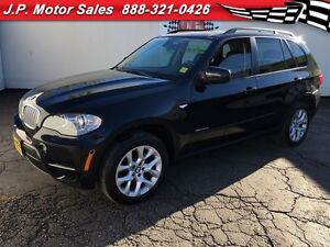 2013 BMW X5 35d, Navigation, Leather, Sunroof, AWD, Diesel