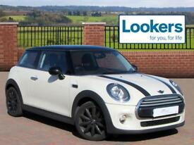 MINI Hatch COOPER (white) 2014-12-23