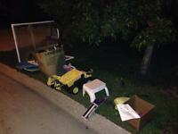 Free items - curbside giveaway