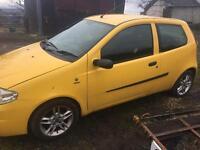Fiat punto 1.2 for sale