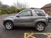 SUzuki Grand Vitara SWB Three Door 1.6 Petrol