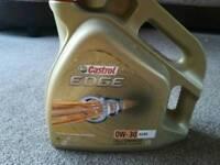Castrol edge oil