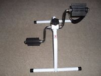 Simple exercise bike