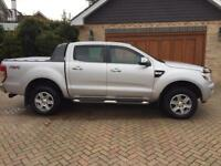 Ford Ranger 2.2 Limited Auto NO VAT wildtrak pick up truck