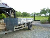 9x6 tipping trailer £400