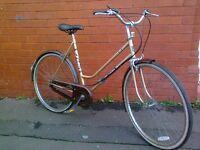 Hawk City bike - Ready to ride !