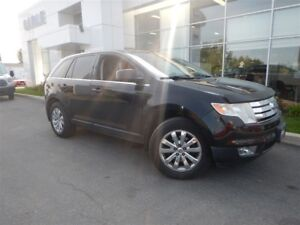 2008 Ford Edge Limited toit panoramique bluetooth