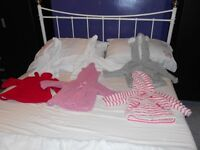 Girls clothes ranging from 6 - 12 months